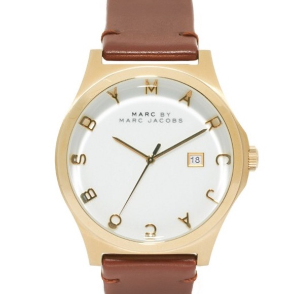 15e74435a31af Marc By Marc Jacobs Accessories | Marc Jacobs Watch Henry Brown ...